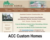 Assisted Custom Construction - ACC Custom Homes