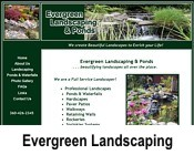 Evergreen Landscaping & Ponds