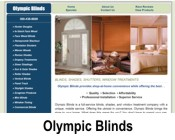 Olympic Blinds