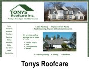Tony's Roofcare